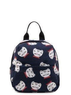 00-74 30 70 Сумка-рюкзак детский предпросмотр лицевая