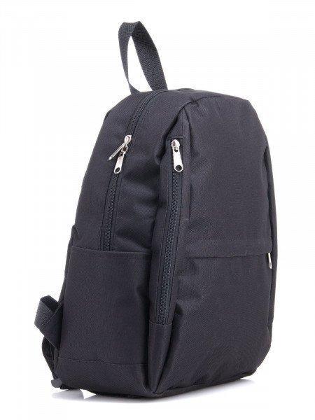 Р02 черн п/э 600 Рюкзак. Вид 2.