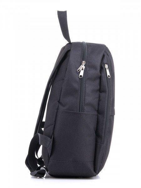 Р02 черн п/э 600 Рюкзак. Вид 3.