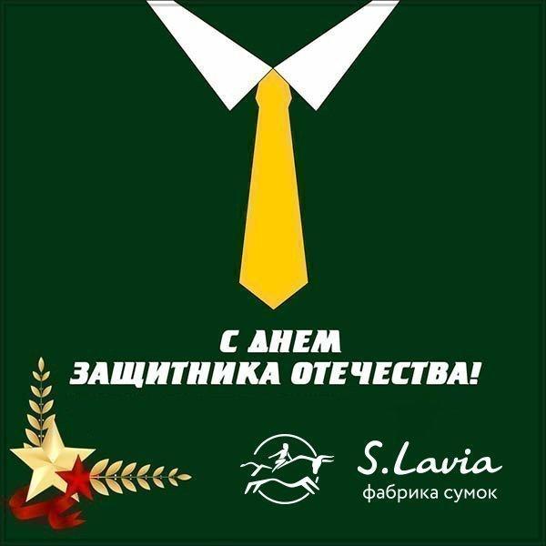 С Днем защитника Отечества! S.Lavia